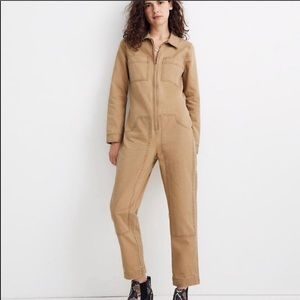 Madewell Dickies Zip Coverall Jumpsuit